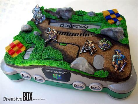 Ogre Battle 64 Custom Nintendo 64 Console By
