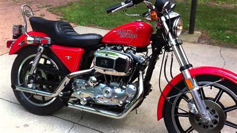 1979 Harley Xlh Sportster Video 1