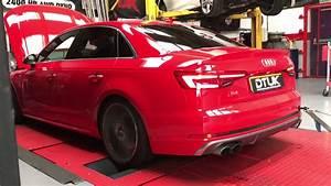 Audi S4 B9 : 2017 audi s4 b9 354ps tuned to 407ps youtube ~ Jslefanu.com Haus und Dekorationen