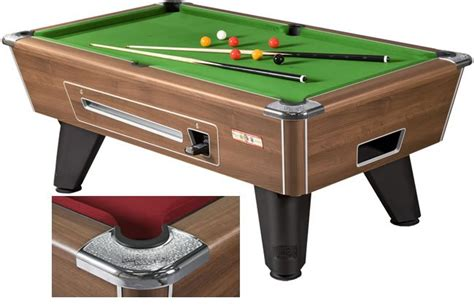 coin op pool table supreme winner coin operated pub pool table pool tables
