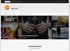 40+ Best Free WordPress Magazine Themes 2019 aThemes