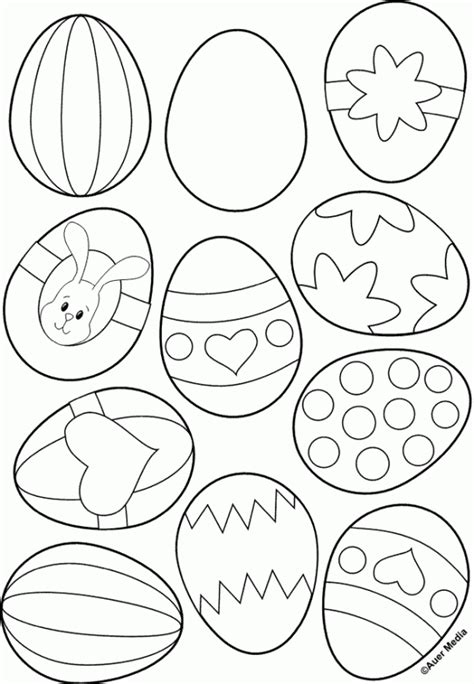 easter colouring pages  organised housewife