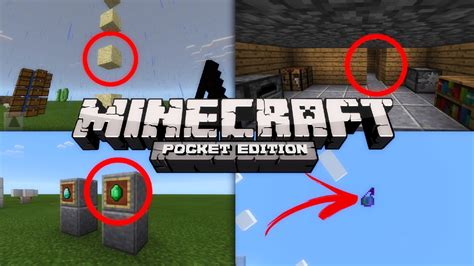 10 Things You Might Have Not Known [mcpe