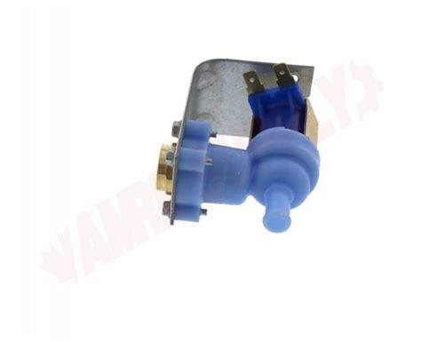 wgf ge dishwasher water inlet valve