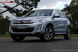 Citroen C4 Exclusive : road test citroen c4 aircross exclusive oversteer ~ Medecine-chirurgie-esthetiques.com Avis de Voitures
