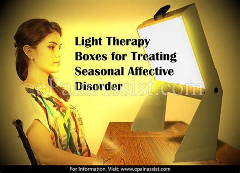 light therapy for seasonal affective disorder a review of efficacy light therapy boxes for treating seasonal affective disorder