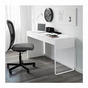 Créer Son Bureau Ikea : micke bureau blanc ikea ~ Melissatoandfro.com Idées de Décoration