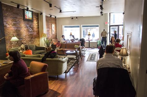 Livingroom Cafe by Commonplace A New Uncommon Idea Onward State