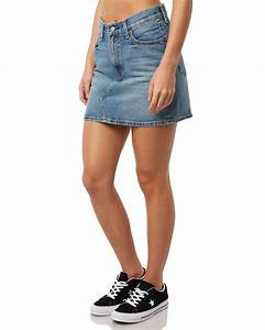 Size Chart For Levis Womens Jeans Levi S Deconstructed Womens Denim Skirt Country House