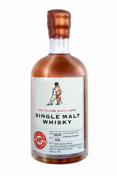 Whisky Malt Single Eau Claire Alberta Animals
