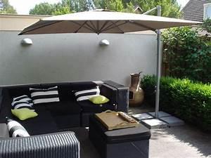 Parasol Déporté Solde : parasols xl luxe tuinparasol zwevende tuin parasol ~ Teatrodelosmanantiales.com Idées de Décoration