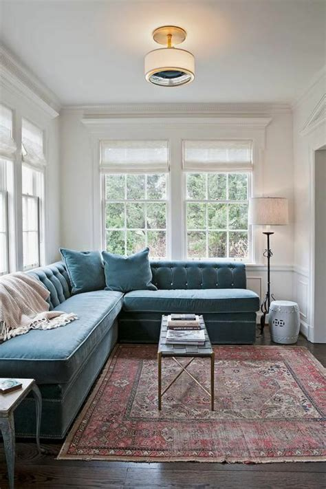 Sofa Für Kleine Wohnzimmer by 33 Ecksofa Beispiele Wie Ecksofas R 228 Ume Anders Erscheinen