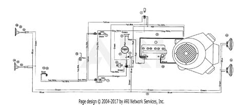 Wire Diagram Huskee Mtd by Mtd 14a 999 401 1998 Parts Diagram For Electrical Switches