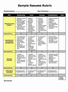sample pdf resume sample resume rubric http resumesdesign com sample