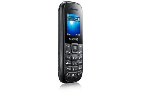 Samsung Guru 1200 Front & Side View
