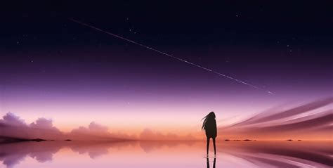 Alone anime wallpapers top free alone anime. Anime Scenery Desktop Wallpaper 4k (With images) | Anime scenery