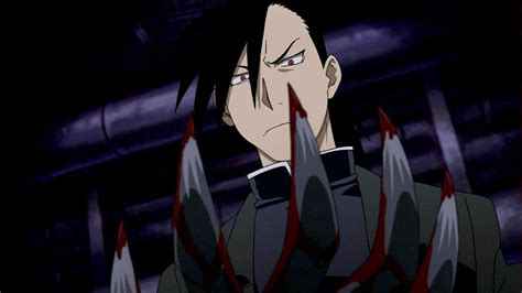 ling greed brothers  arms fullmetal alchemist