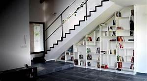 Bibliothèque Escalier Ikea : mobili per sottoscala cerca con google schody under stairs stairs y bookshelves ~ Teatrodelosmanantiales.com Idées de Décoration