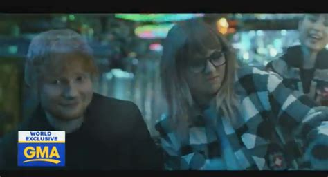 Taylor Swift - End Game Music Video Trailer on Good ...