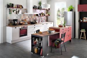 Ilôt De Cuisine : ilot de cuisine comment choisir et fabriquer un lot central ~ Teatrodelosmanantiales.com Idées de Décoration