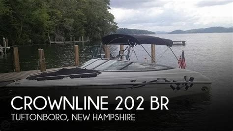 Crownline Boats For Sale New Hshire by Crownline 202 Br Boats For Sale