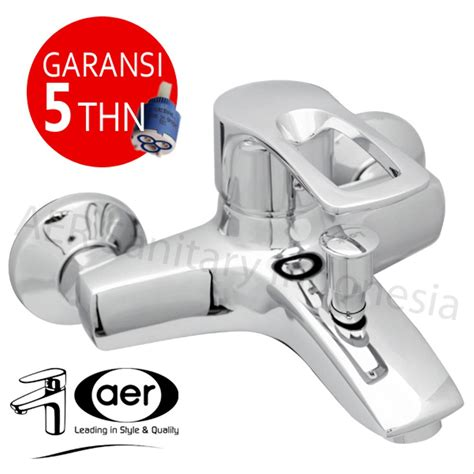 Kran Bathub Aer Sam Bs1 jual kran bathub shower keran air panas dingin mixer