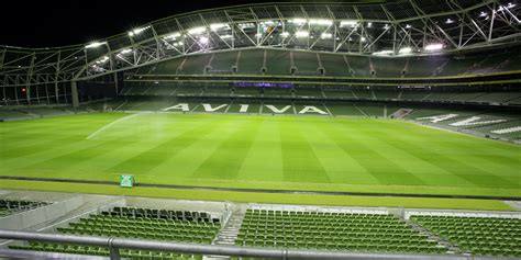 venue tour aviva stadium a unique and unusual venue for all types of events