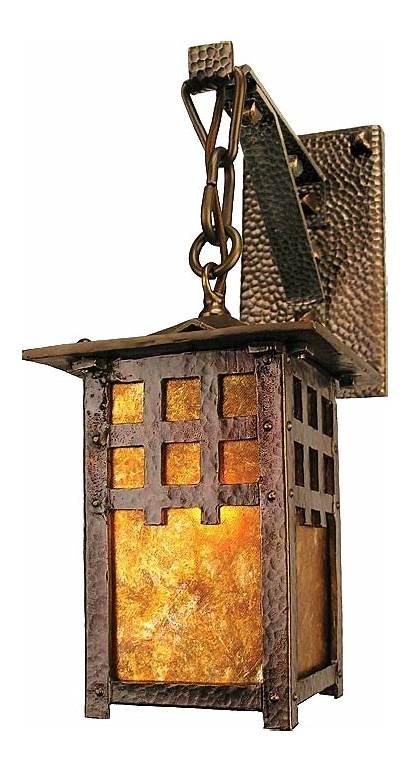 Wall Antique Sconce Mission Lantern Lights Sconces
