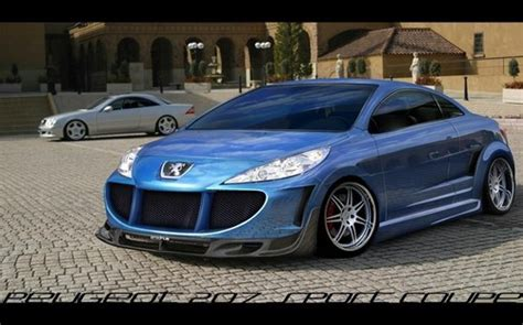 peugeot 207 cc tuning peugeot images peugeot 207 sport coupe tuning hd wallpaper and background photos 14934823