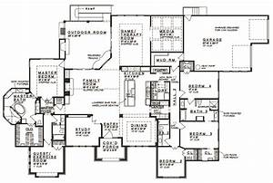 Prairie, Style, House, Plan, Ft, Plan