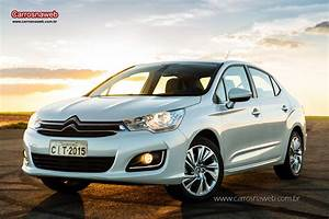 Citroen C4 Lounge Tendance 1 6 Turbo 2015