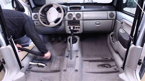 How To Clean Car Interior Renault Kangoo Interior