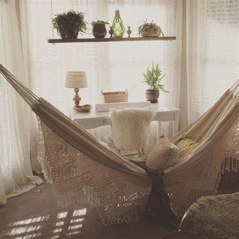 Bedroom With Hammock by 20 Indoor Hammock Decorating Ideas