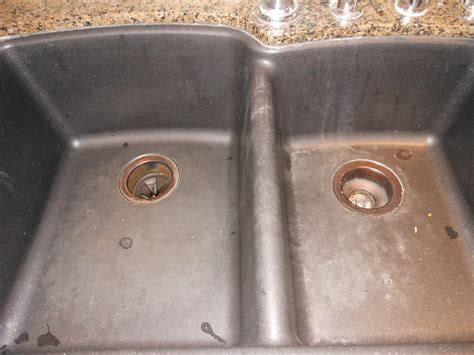how to clean a composite sink how to clean a granite composite sink at margareta 39 s haus