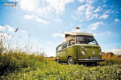Camper Vw Bus Volkswagen Wallpapers T1 Hippie