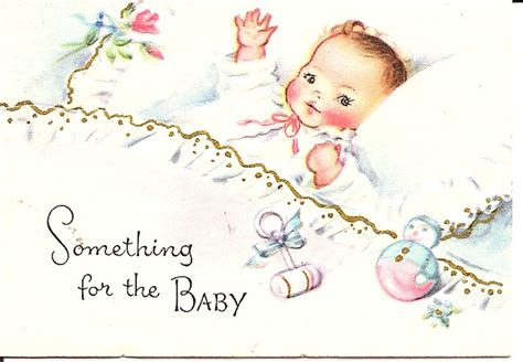 Vintage Baby 1 vintage baby card maize hutton flickr