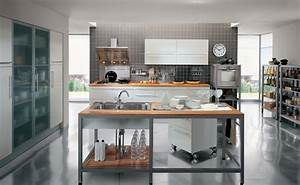 simple modern kitchen designs decoseecom With simple interior design for kitchen