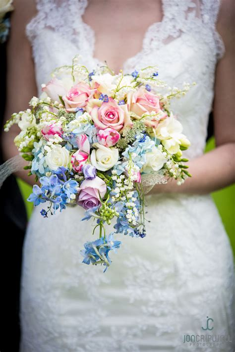 Tom And Jesss Delicate Pastel Coloured Wedding At
