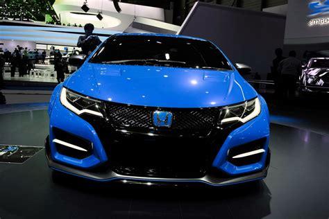 Honda Civic Type R Concept 2018 Photos Reviews News