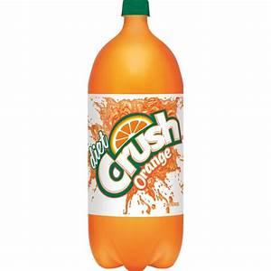 Diet Caffeine-free Crush Orange Soda  2 L - Walmart Com