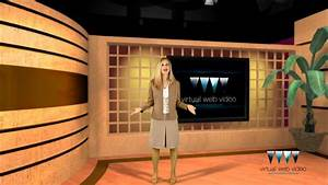 Video Production Services Green Screen Virtual Reality Set ...