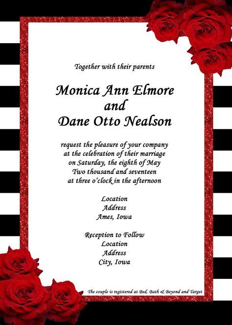 Pin em Invitations by ElmoreDesign