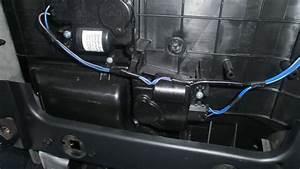 Blend Door Actuator Replacement
