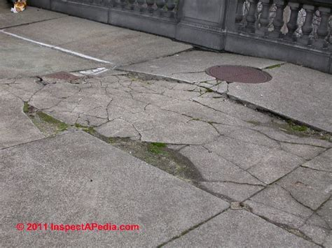 How to Distinguish Settlement Cracking from Frost Heave in