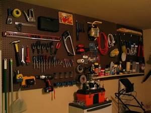 Rangement Outils Garage : id es et astuces pratiques pour le rangement garage ~ Melissatoandfro.com Idées de Décoration