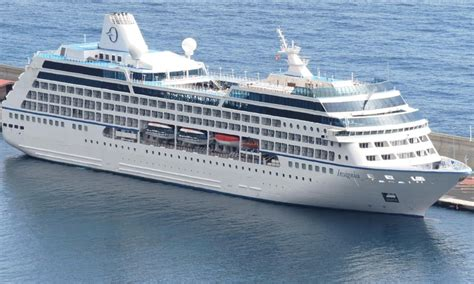 Oceania Insignia - Itinerary Schedule Current Position | CruiseMapper