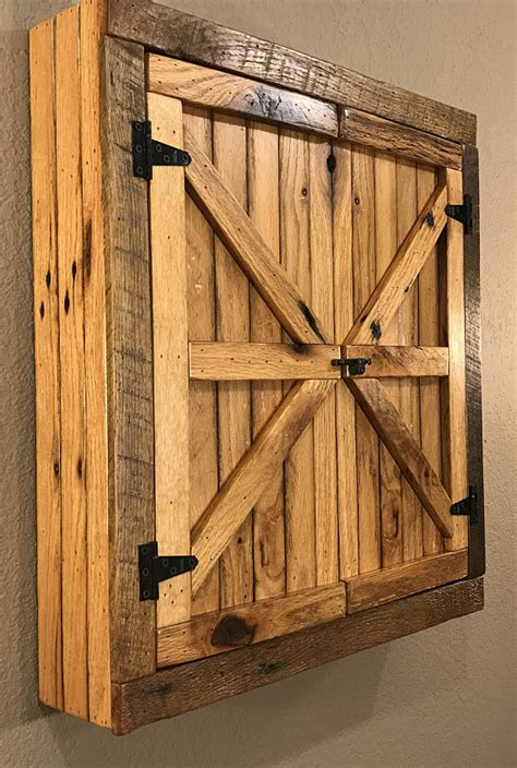 reclaimed wood dartboard cabinet natural rustic dartboard cabinet reclaimed barn wood home