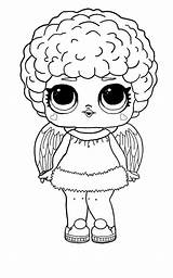 Lol Disco Winter Coloring Surprise Doll Dolls Printable Sheets Coloring1 Drawing Adult Kinder Characters Colorir Cartoon Colouring Boy Wonder Desenho sketch template