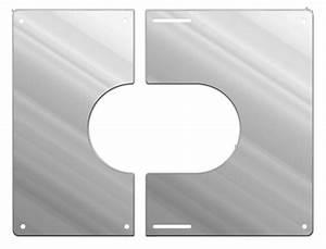 Plaque De Finition Plafond 150 : plaque de finition plafond en inox 150 mm ~ Dailycaller-alerts.com Idées de Décoration