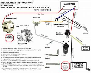 Ford 8n 12 Volt Conversion Wiring Diagram